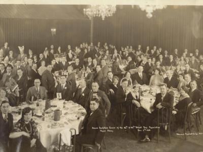 1920s Bus Association Dinner