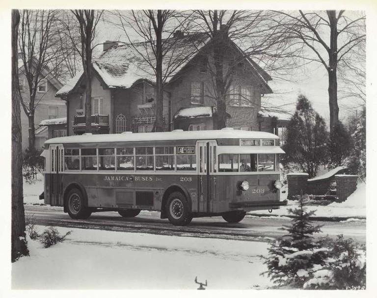 1930s Jamaica Buses
